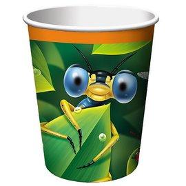 Paper Cups-Bug-Eyed-8pkg-9oz - Final Sale