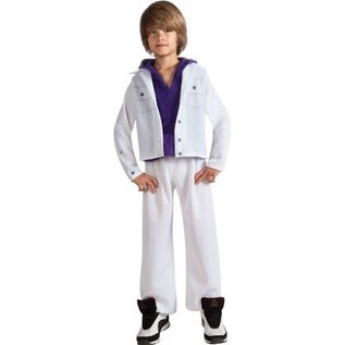 Costume-Justin Bieber-Kids Small