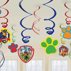 Danglers-Paw Patrol-Value/12pkg-Foil