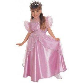 Costume-Pink Princess-Kids Medium