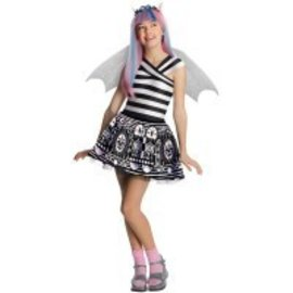 Costume-Monster High Rochelle Goyle-Kids Medium