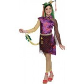 Costume-Monster High Jinafire Long-Kids Medium