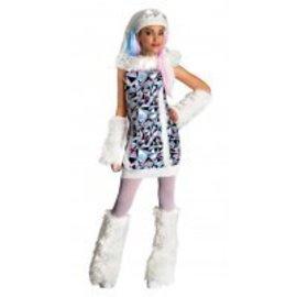 Costume-Monster High Abbey Bominable-Kids Medium