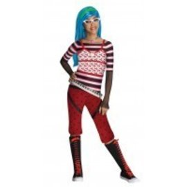 Costume-Monster High Ghoulia Yelps-Kids Small