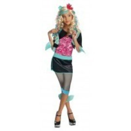 Costume-Monster High Lagoona Blue-Kids Large