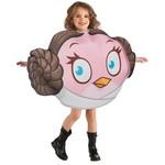 Costume-Princess Leia Angry Birds-Kids Standard