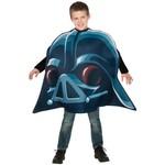 Costume-Darth Vader Angry Birds-Kids Standard