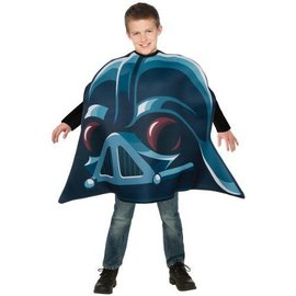 Costume-Darth Vader Angry Birds-Kids Standard