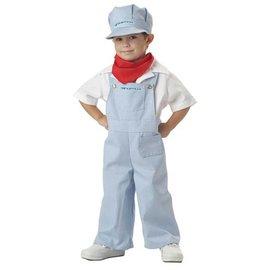 Costume-Train Engineer-Kids Large