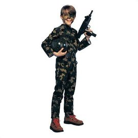 Costume-G.I. Soldier-Kids Small