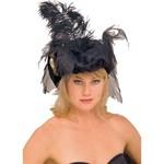 Costume Accessory-Ghost Pirate Hat-1pkg