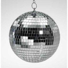 Mirror Ball-Plastic-12''