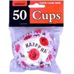 Cupcake Wrap-Halloween-50pk