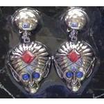 Costume Accessory-Genie Design Gothic Earrings-1pkg