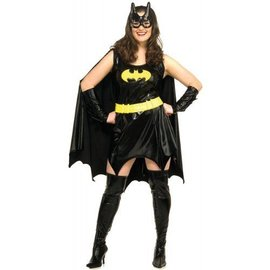Costume-Bat Girl-Adult Plus