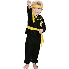 Costume-Karate Ninja-Toddler Size