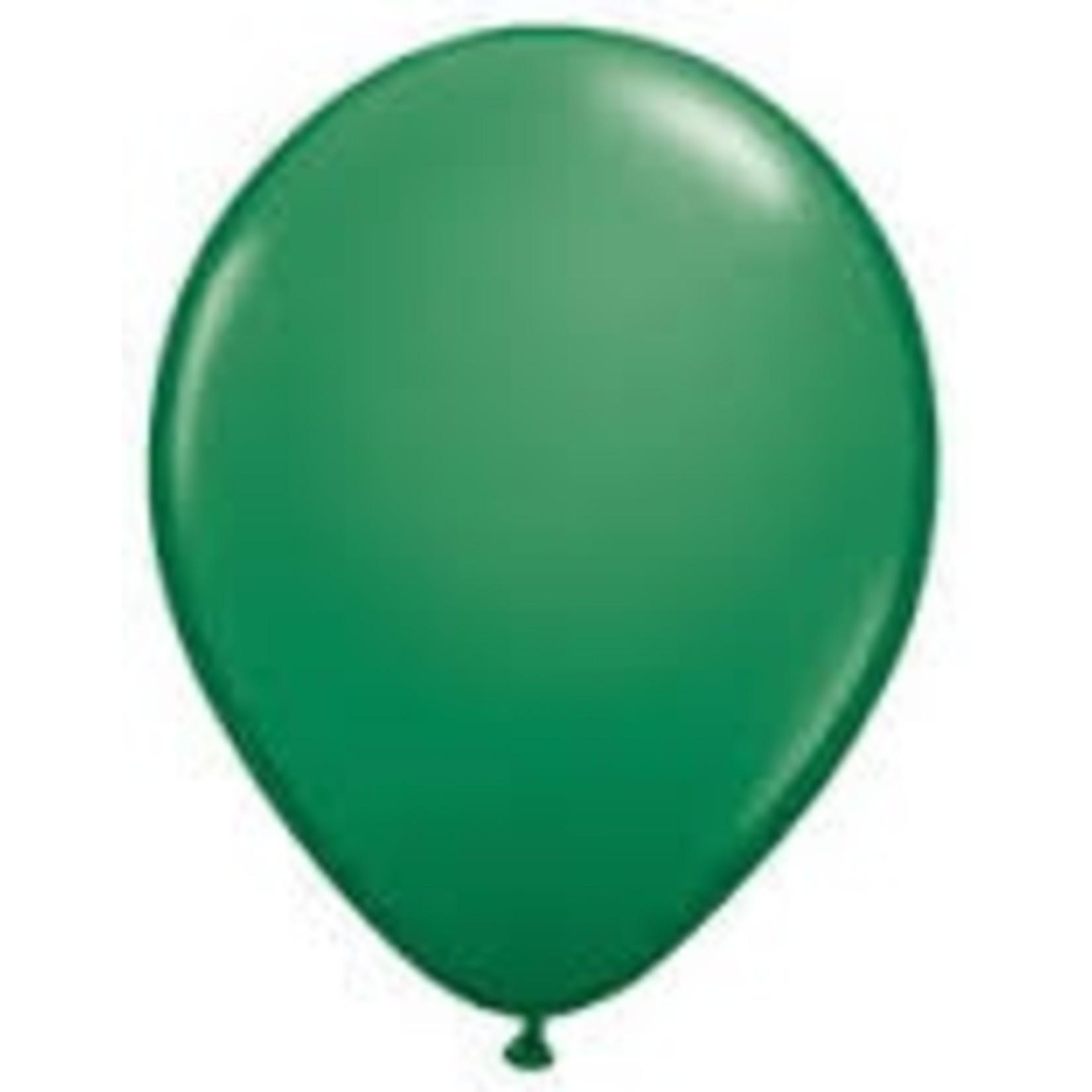 Balloons-Jewel lime/100