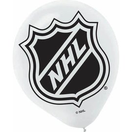 Balloons-Latex-NHL-6pk