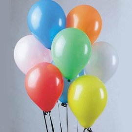 Balloons-Latex-Assorted Colors-12''-72pk