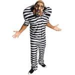 Costume-Big Bruiser Jailbird-Adult XL