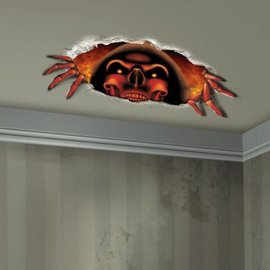 Ceiling Decor-Halloween-Reaper Peeper