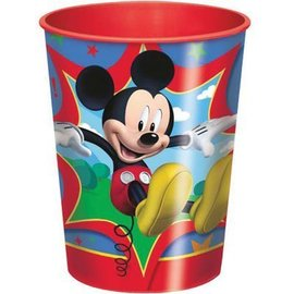 Cups-Micky Mouse Clubhouse-Plastic-16oz