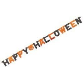 Banner-Happy Halloween-5ft