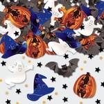 Confetti-Embossed Halloween-Scary Fun-1pkg-14g