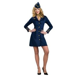 Costume-Air Hostess-Adult Large