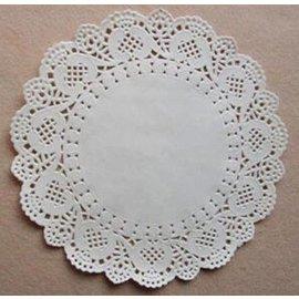 "Paper Doilies-White-1pkg-9"""