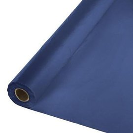 Table Roll-Navy-250ft-Plastic