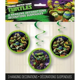 Danglers-Ninja Turtles-3pk