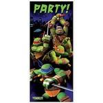 DoorWay Poster-Ninja Turtle-2.25fx5ft