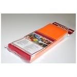 Wristbands- 500pk- Neon Orange