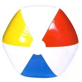 Inflatable Beach Ball-13''