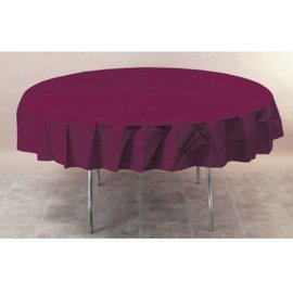 Tablecover-Round-Berry-Plastic