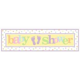 Banner-Baby Steps-65'' x 20''