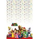 Table Cover-Super Mario-Plastic-1.2m x 1.8m