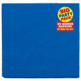 Napkins-DN-Royal Blue-50pkg-2PLY