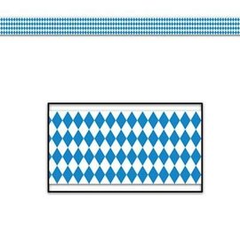 Party Tape-Plastic-Oktoberfest-1pkg-50ft