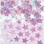 Confetti -Mini Stars-Iridescent-0.25oz