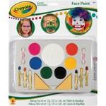 Costume Accessory-Crayola Makeup Kit-1pkg