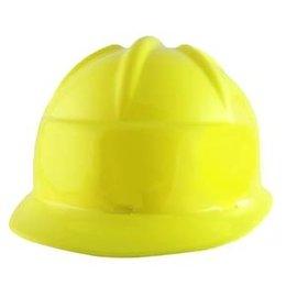 Costume Accessory-Plastic-Construction Hat-1pkg
