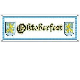 Sign Banner-Plastic-Oktoberfest-1pkg-5ft
