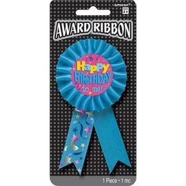 Award Ribbon- HBD to me-5.5''