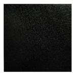Cake Board-Square-Black-Foil-8''