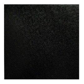 Cake Board-Square-Black-Foil-16''