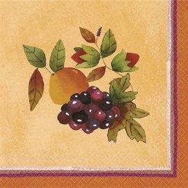 Napkins-BEV-Thanksgiving medley-16pk-2ply