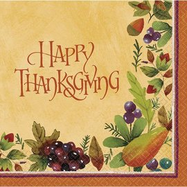 Napkins-DN-Thanksgiving Medley-16pk-2ply