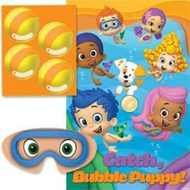 Party Game Bubble Guppies
